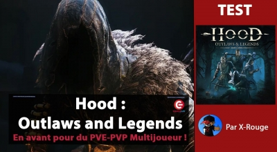 Test vidéo [VIDEO TEST] Hood : Outlaws and Legends sur PS5 - En avant pour du PVE-PVP Multijoueur !